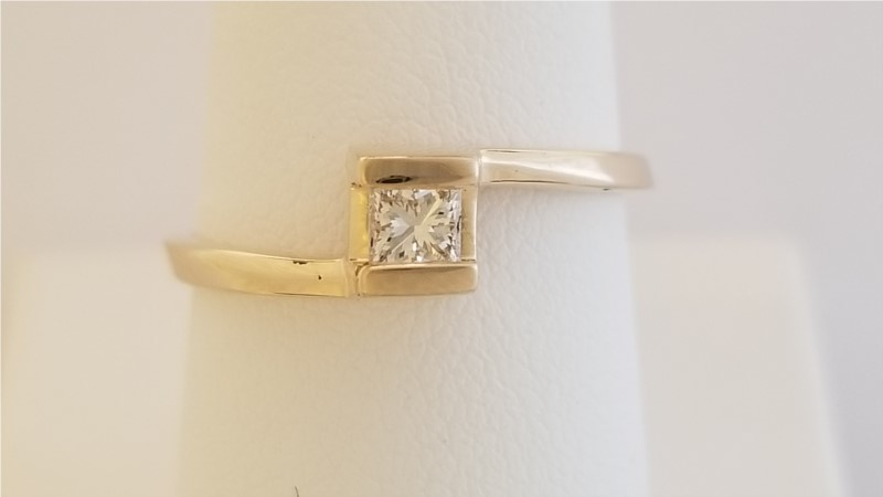 Diamond Engagement Ring by Ostbye